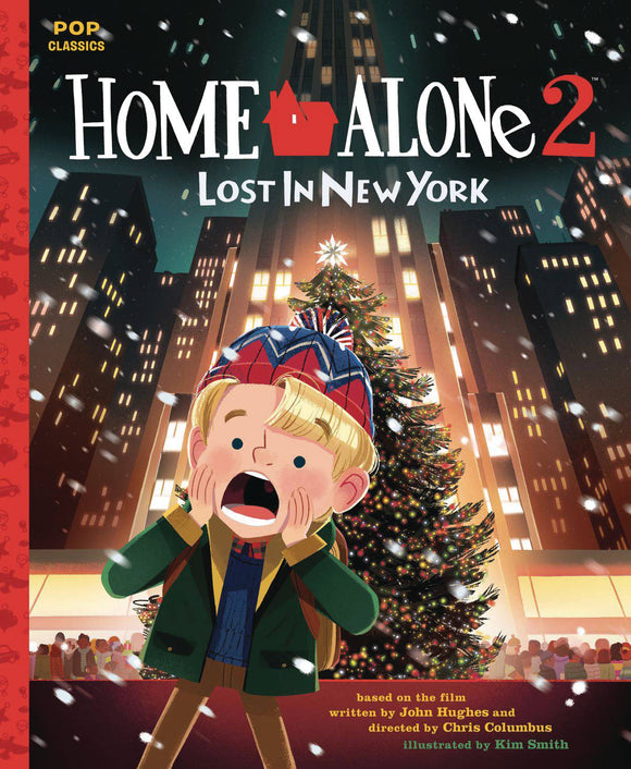Home Alone 2 Lost In New York Pop Classic Illus Storybook - Books