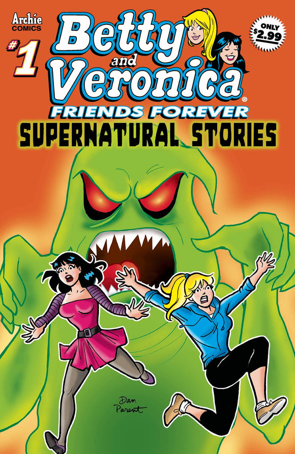 B&V Friends Forever Supernatural #1