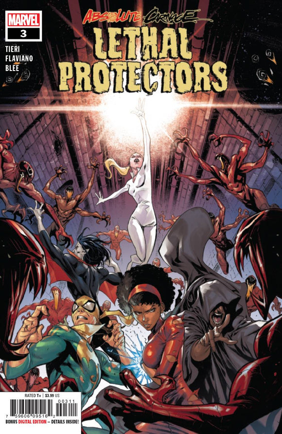 Absolute Carnage Lethal Protectors #3 Ac (of 3) - Comics