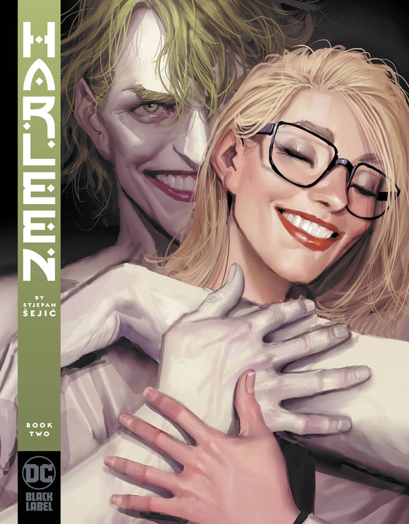Harleen #2 (of 3) - Comics