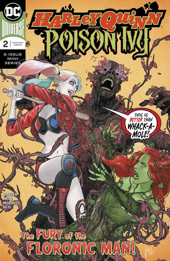 Harley Quinn & Poison Ivy #2 (Of 6)