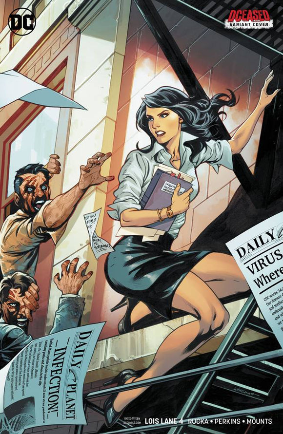 Lois Lane #4 Var Ed (Of 12)