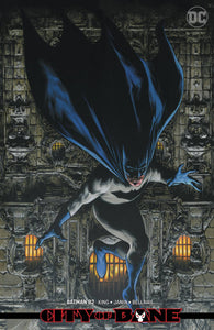 Batman #82 Card Stock Var Ed