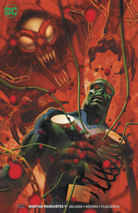 Martian Manhunter #9 Var Ed (Of 12)