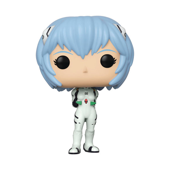 Pop Animation Evangelion Rei Ayanami Vin Fig - Toys and Models