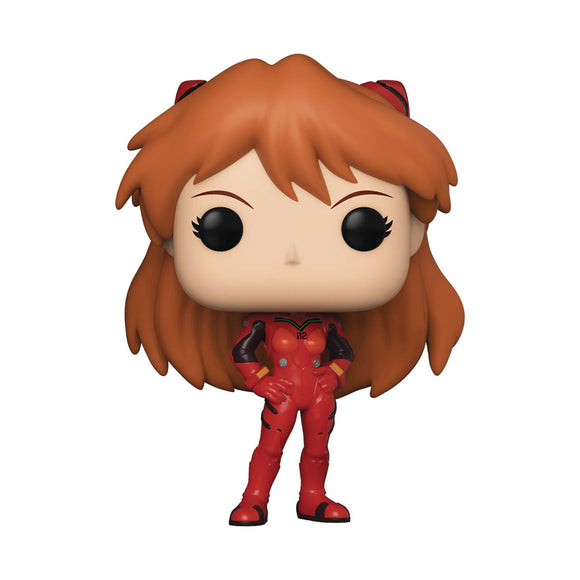 Pop Animation Evangelion Asuka Langly Soryu Vin Fig - Toys and Models