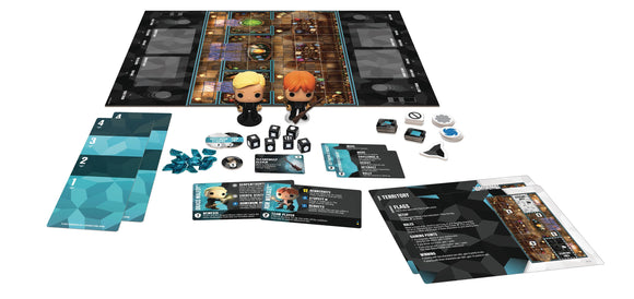 Pop Funkoverse Strategy Game Harry Potter Expandalone