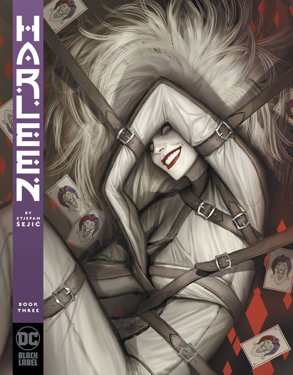 Harleen #3 (of 3) - Comics