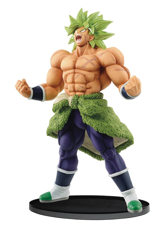 Db Super Banpresto World Colosseum 2 Special Broly Fig