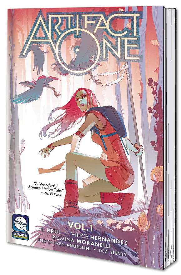 Artifact One TP Vol 01 - Books