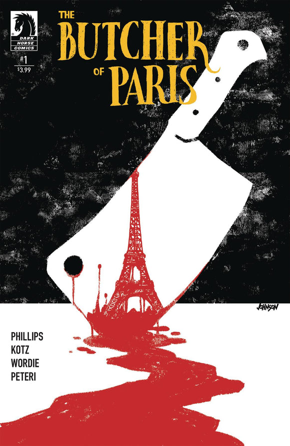 Butcher Of Paris #1 (Of 5)