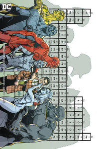 Metal Men #3 Var Ed (Of 12)