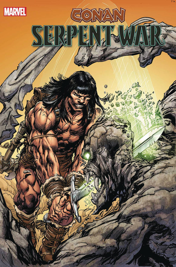 Conan Serpent War #1 Neal Adams Var (Of 4)