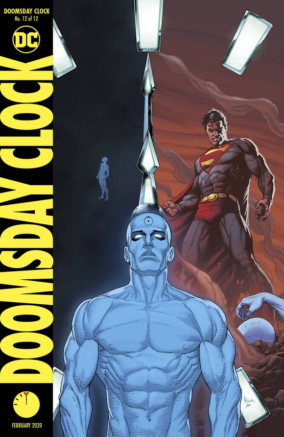 Doomsday Clock #12 Var Ed (Of 12)
