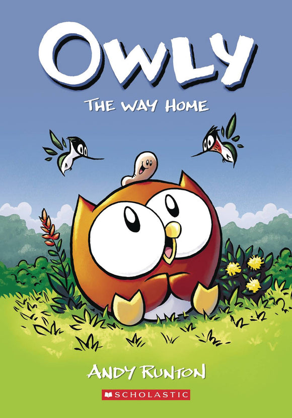 Owly Color Ed GN Vol 01 Way Home - Books