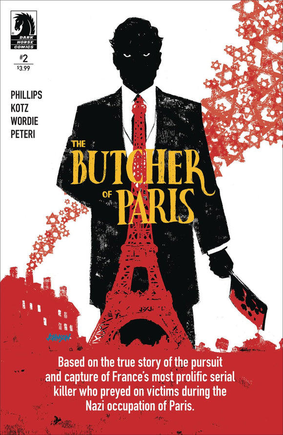 Butcher Of Paris #2 (Of 5)