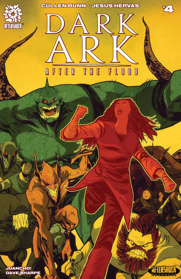 Dark Ark After Flood #4 - Comics