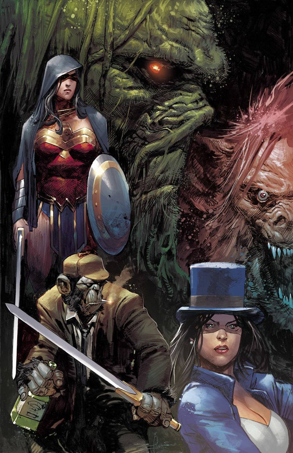 Justice League Dark #19 Var Ed
