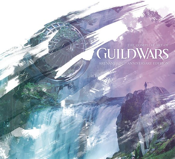 Art of Guild Wars Complete Arenanet 20Th Ann Ed HC - Books