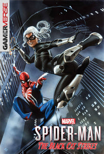 Marvels Spider-Man Black Cat Strikes #1 Granov (Of 5)