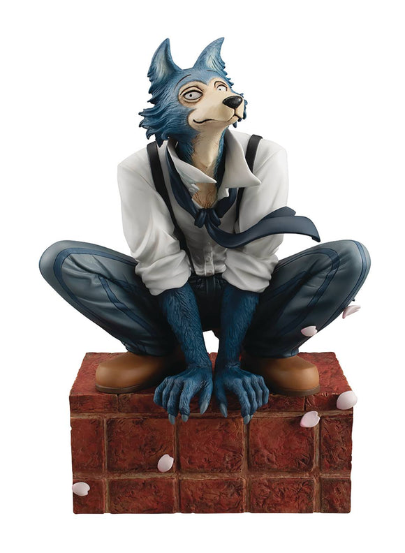 Beastars Legosi Pvc Fig - Toys and Models