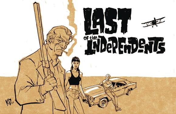 Last of The Independents HC - Books