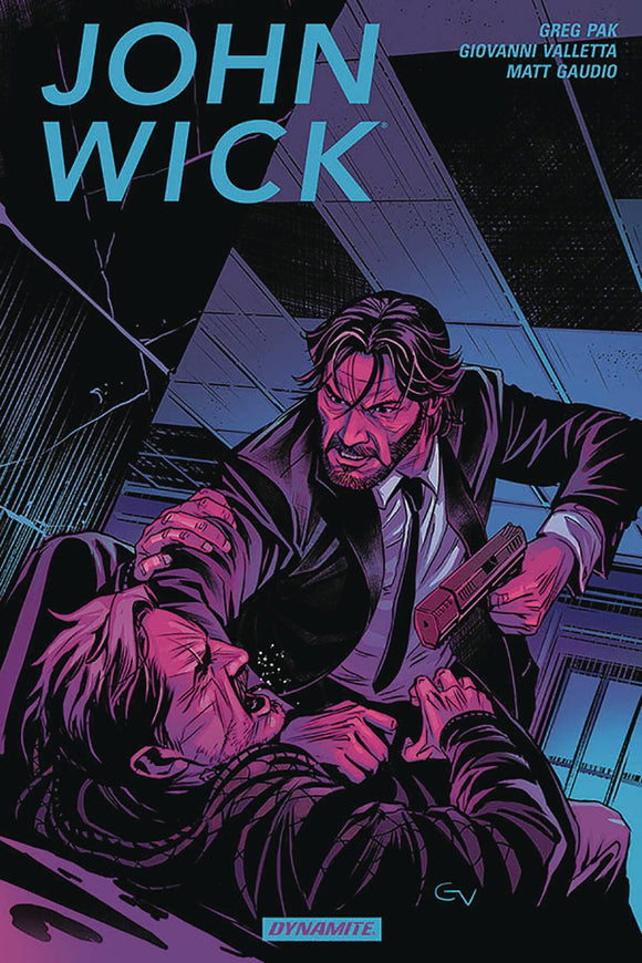 John Wick TP Vol 01 - Books