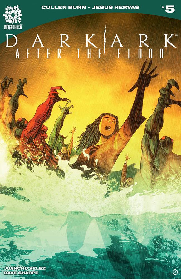 Dark Ark After Flood #5 - Comics