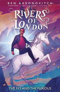 Rivers Of London Fey & The Furious #4