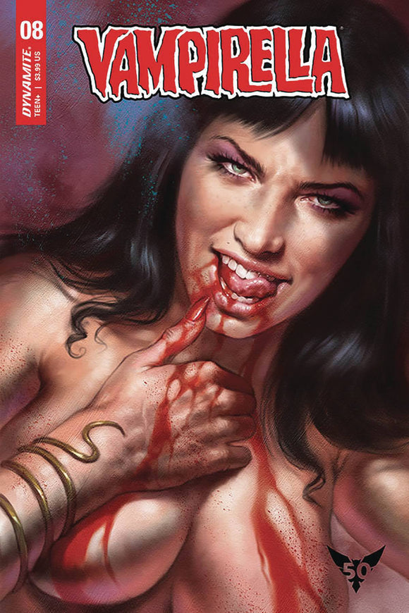 Vampirella #8 10 Copy Parillo Incv