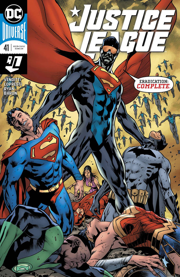 Justice League #41 - Comics