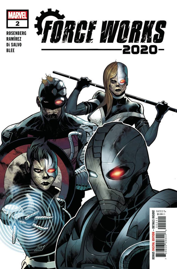 2020 Force Works #2 (of 3) - Comics