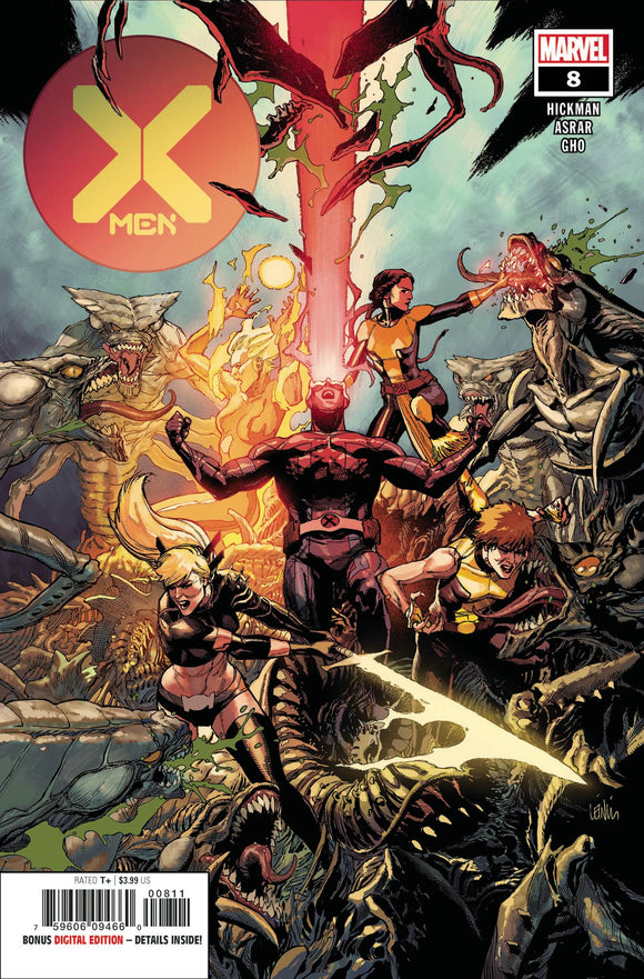X-Men #8 Dx - Comics