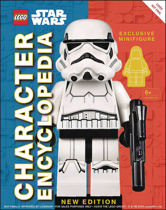 Lego Star Wars Character Encyclopedia New Ed - Books