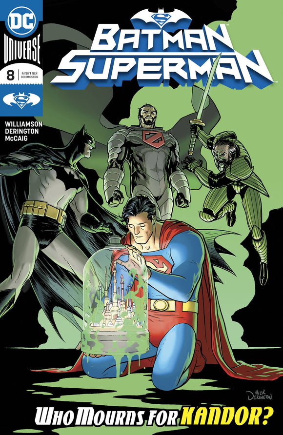Batman Superman #8 - Comics