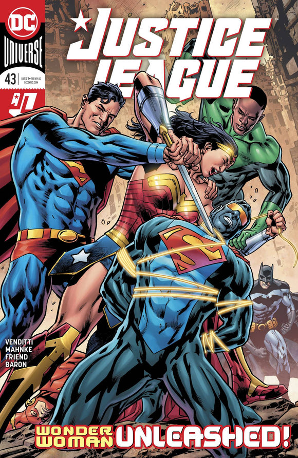 Justice League #43 - Comics