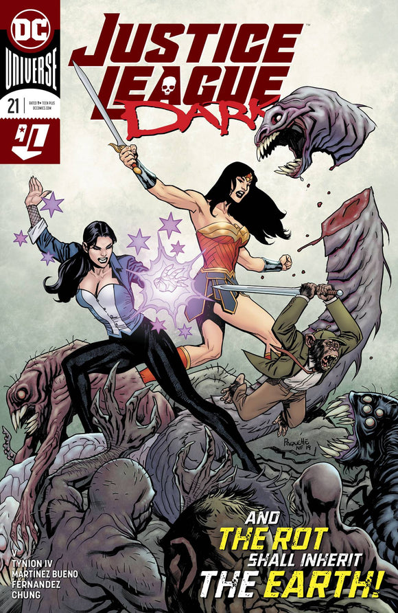 Justice League Dark #21 - Comics
