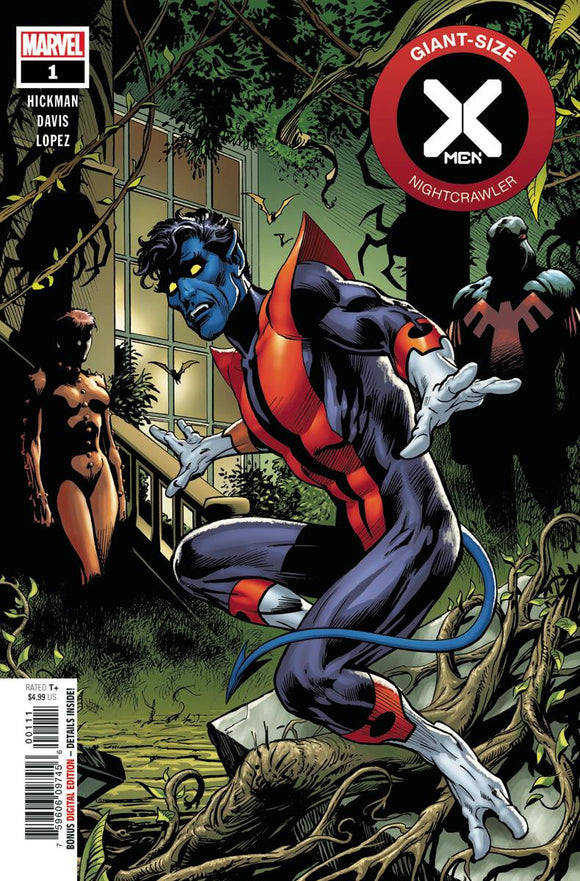 Giant Size X-Men #1 Nightcrawler - Comics