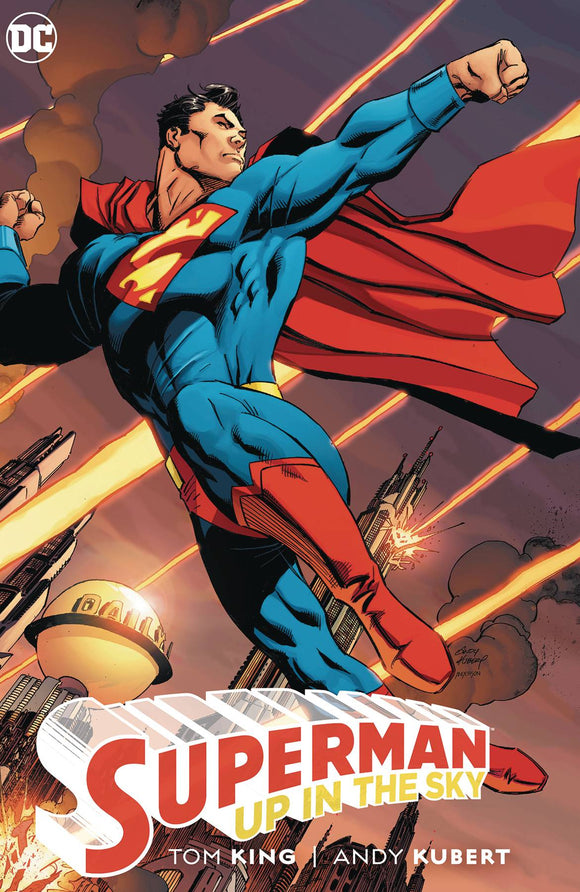 Superman Up In The Sky HC - Books