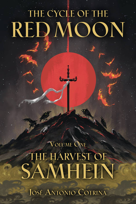 Cycle of Red Moon TP Vol 01 Harvest of Samhein - Books