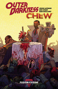 Outer Darkness Chew TP - Books