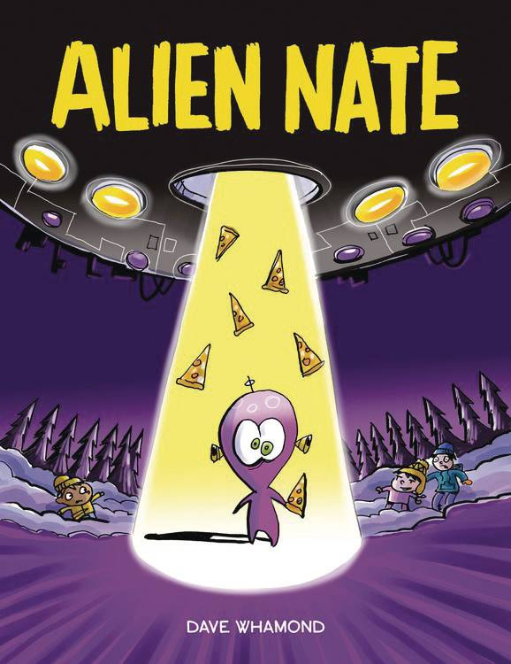 Alien Nate GN - Books