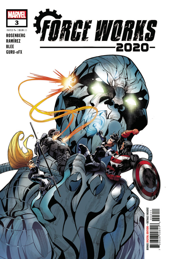 2020 Force Works #3 (of 3) - Comics