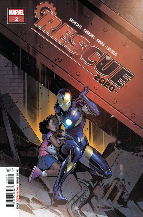 2020 Rescue #2 (of 2) - Comics