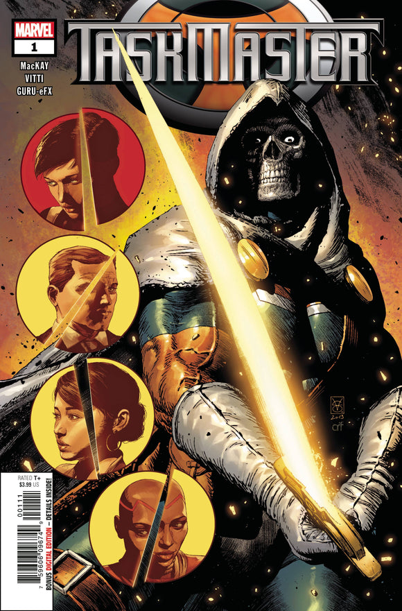 Taskmaster #1 (of 5) - Comics
