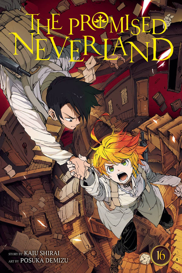 Promised Neverland GN Vol 16 - Books