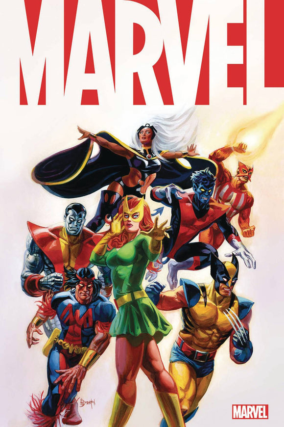 Marvel #2 Brereton Var (of 6) - Comics