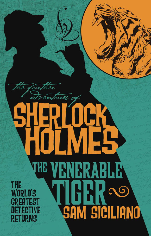 Further Adventures Sherlock Holmes Venerable Tiger Mmp - Books