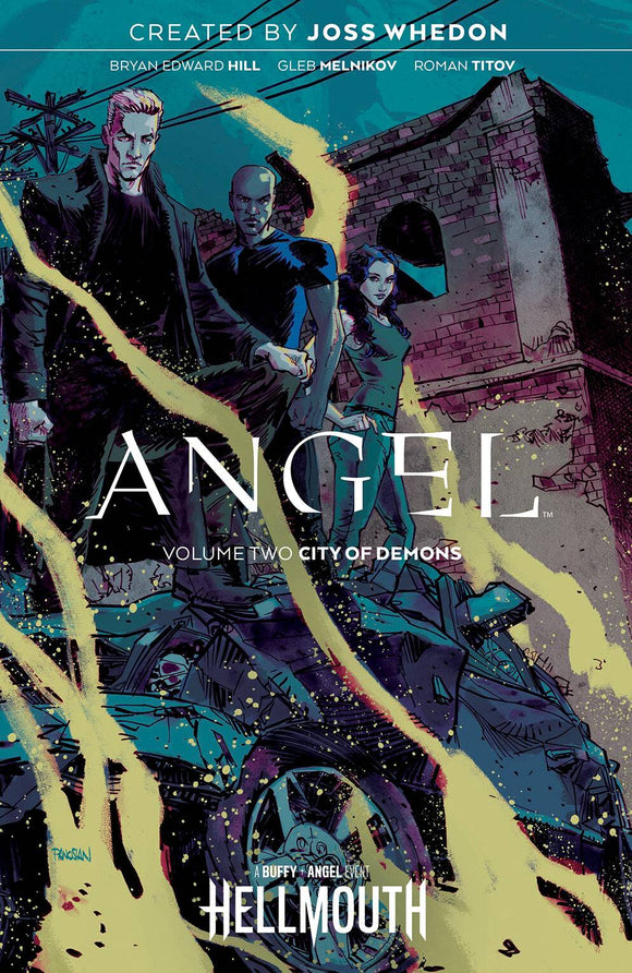 Angel TP Vol 02 - Books