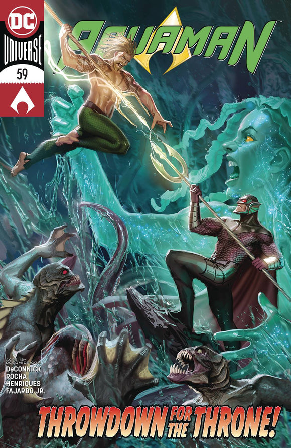 Aquaman #59 - Comics